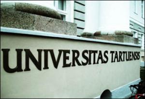 университет Тарту Эстония